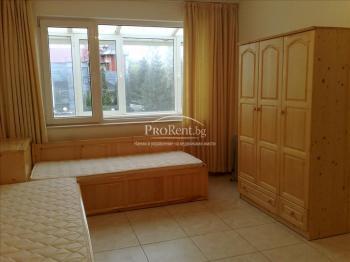 ProRent.bg предлага под наем двустаен апартамент, отлично обзаведен, кв. Чайка. Наем 400лв.