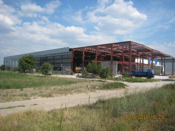 6600 m2 warehouse(Industrial building)in Plovdiv