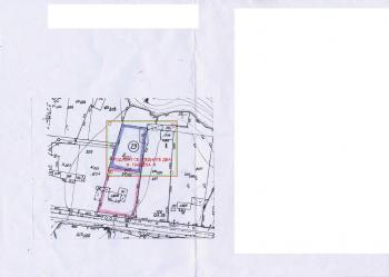 Собственик продава дворно място от 1450 м2 в с.Чернево на 30км.от Варна