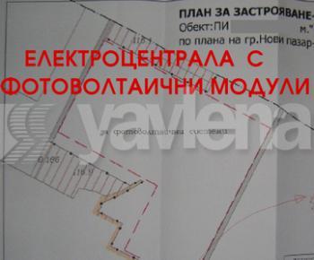 парцел/терен, Нови пазар