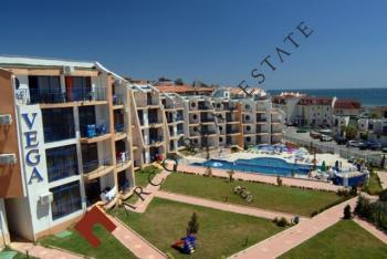 Two-bedroom aprtment at St. Vlas, 86esq, fl.3/4, 65000E, fully finished, PANORAMA