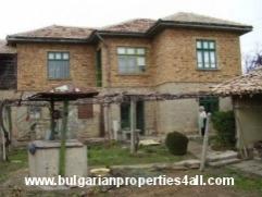 House for sale In Veliko Tyrnovo region