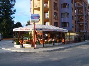 Работещ ресторант в Несебър