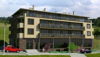Едностаен апартамент от строител-12400евро