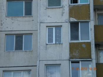 Продавам апартамент 3 стаи + кухня , 90 кв.3 етаж. Панел, широк център , с AL дограма