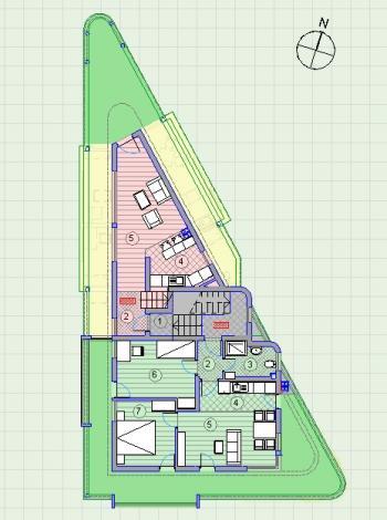 Продажба на апартамент в центъра на гр.Дупница