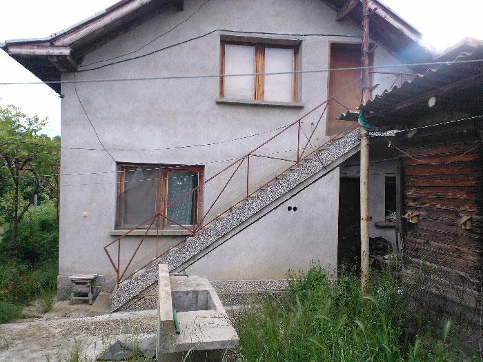 Тухлена Къща - с.Копринка