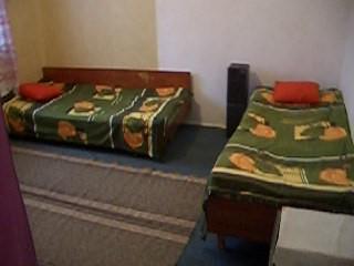 Давам двустаен апартамент под наем в Плевен, Дружба4,обзаведен,3 етаж.