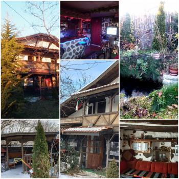 Продавам къща за гости в с. Горно Изворово функционираща 230кв..м с 620кв.м. двор готова за ползване !!!