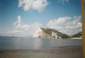 Урегулирани поземлени имоти  на морето