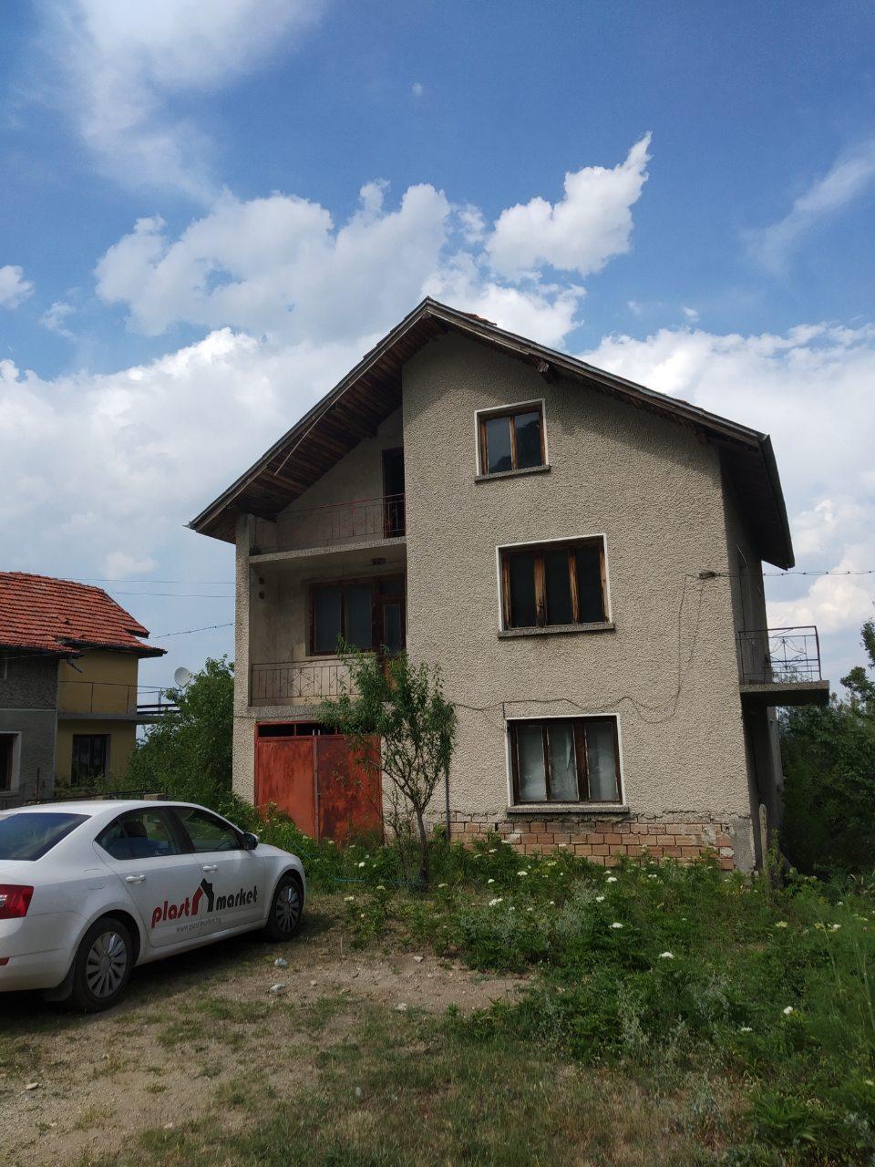 Пеодава Къща в с. Варвара, област Пазарджик