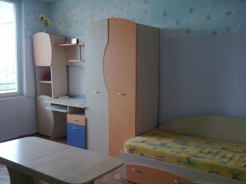 Дава под наем Едностаен апартамент в Кубрат, квартал Център, област Разград