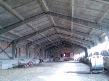 Дава под наем Склад в село Мъдрево, област Разград